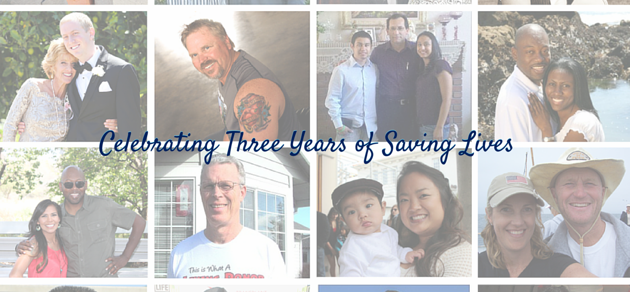 Living Donation California celebrates third anniversary of saving lives through living kidney donation.